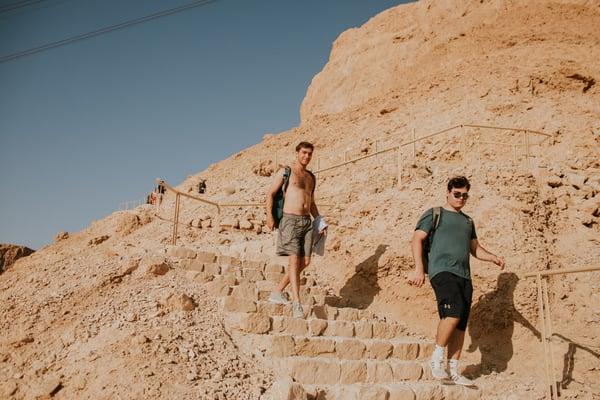 Exploring Jerusalem, iX Tel Aviv