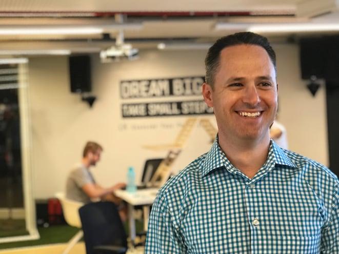 Brent Shapiro, Investment Finance iXperience teacher