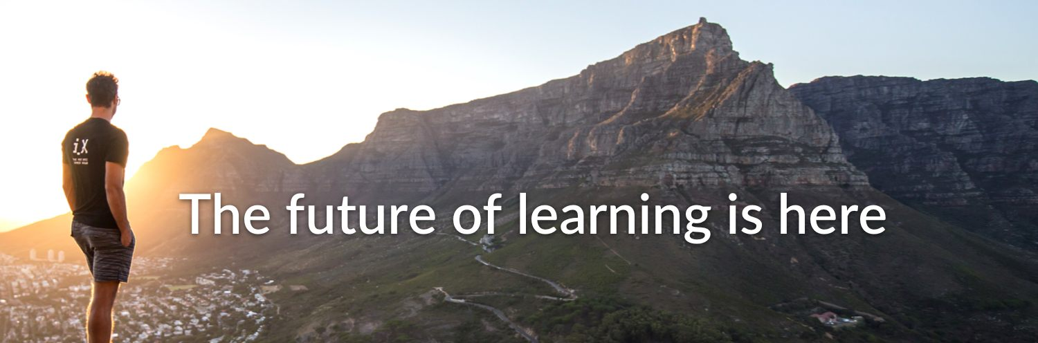 The Future of Learning is Here – iXperience is collaborating with the University of Virginia