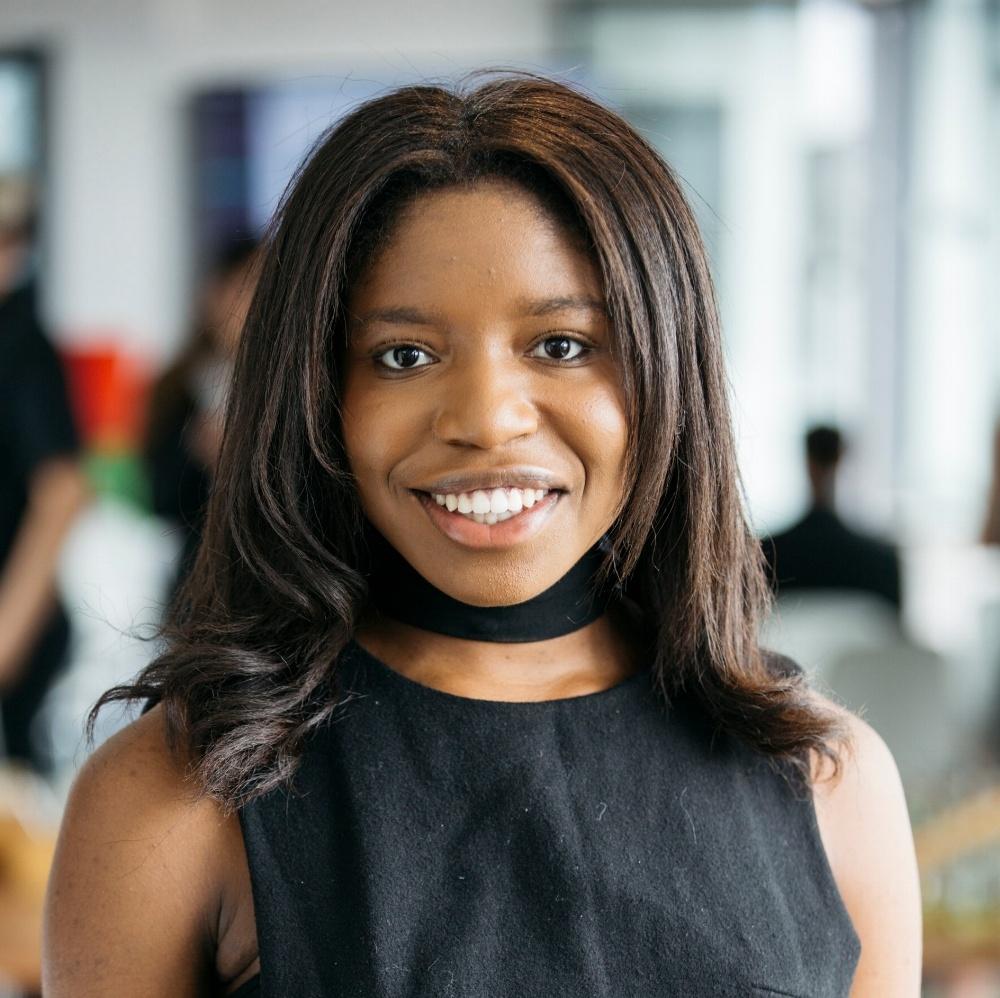 Camryn Okere