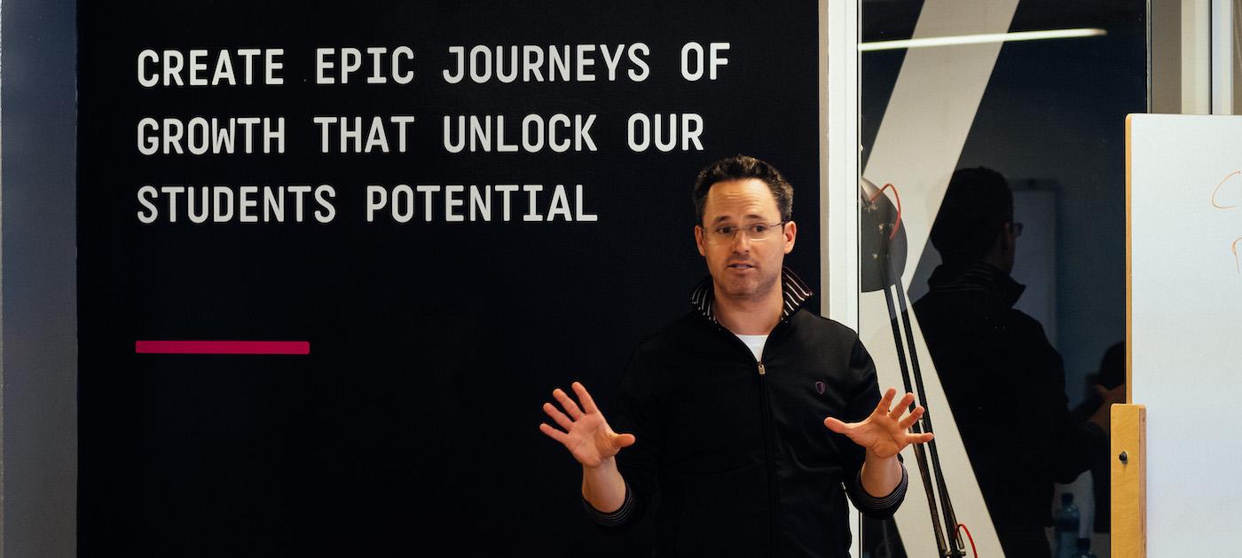 iX Teacher Spotlight — Brent Shapiro — Investment Finance Tel Aviv 2019